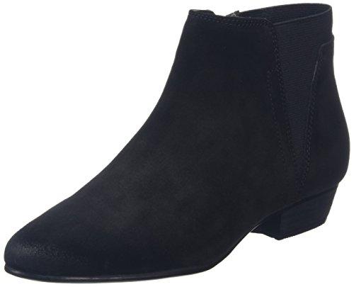 Aldo Women's Siman Ankle Boots, Black (Black Suede/91), 4 UK 37 EU