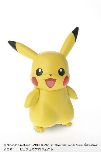 Bandai Pokemon Pura Collection #19 Pikachu Plastic Kit Figure