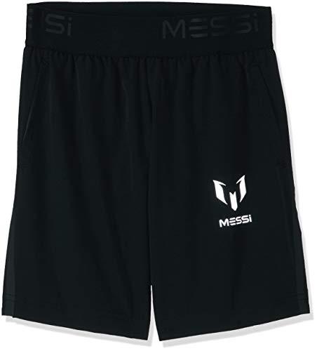 adidas Messi Woven Masculino 128 Negro - Pantalones Cortos (Deporte 6d04a0965bed5