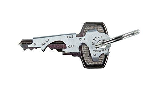 315HA3QPjnL - KeyTool 8-in-1 Keyring Multi-tool, True Utility