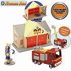 Sam le Pompier - Caserne + Camion de Sam le ...
