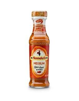 Nando's - Medium Peri-Peri Sauce 125ml
