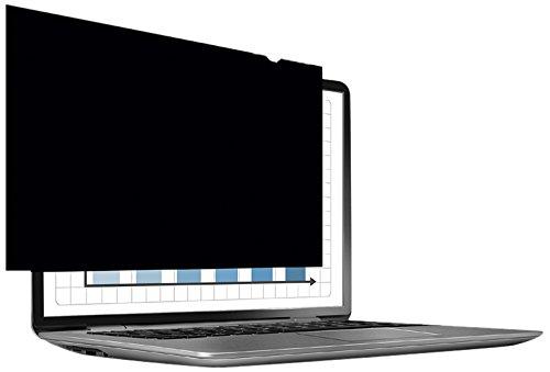 Fellowes PrivaScreen - Filtro de privacidad para pantalla panorámica de portátil, 15.6', 16:9