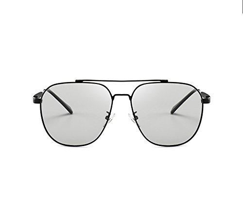 Wunderschönen HD Polarized Sonnenbrillen für Männer und Frauen Anti-UVA Anti-UV-Radfahren Reiten Angeln Sonnenbrillen mit farbveränderndem Spiegel Sonnenbrille intelligente Chamäleon-Sonnenbrille Gesc