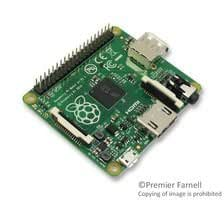 SBC, RASPBERRY PI, MODEL A+, 256MB RASPBRRY-MODA+-256M By RASPBERRY-PI