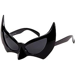 Sonnenbrille Funbrille Batman schwarz 19