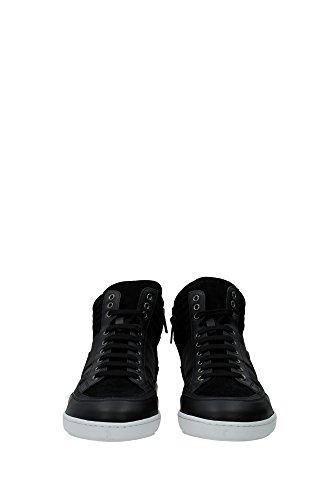 X2Z005XG594A792 Armani Giorgio Sneakers Uomo Pelle Nero Nero