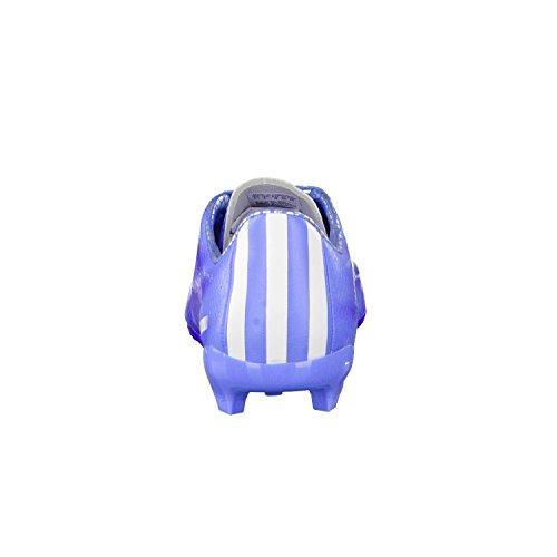 Adidas Fussballschuhe F10FG Lucky Blue/Ftwr White/Night Flash