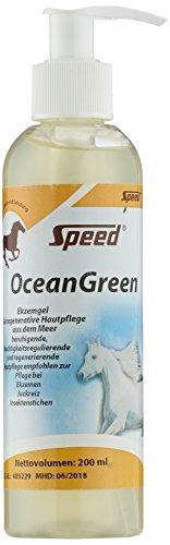 Speed OceanGreen Ekzemgel (200ml) - gegen Sommerekzem und Hautirritationen