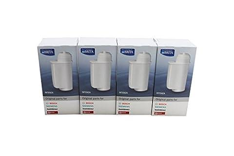 Intenza Wasserfilter von BRITA, Filter, Kartusche, 4er Pack