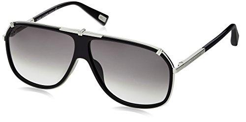 Marc Jacobs Unisex-Erwachsene MJ 305/S 5M 010 62 Sonnenbrille, Silber (Palladium/Grey Ds Aqua),