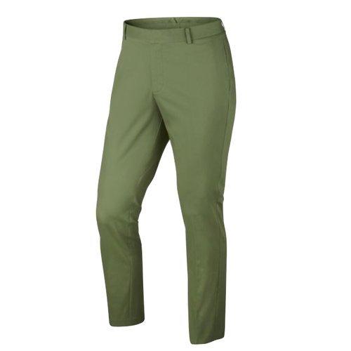Nike M NK FLX Pant Slim Washed Lange Hose für Herren, Grün (Palm Green/Palm Green), 34-32