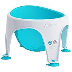 Angelcare - Anneau de Bain pour Bébé - Confort et Sécurité - 6 mois à 18 mois - Bleu