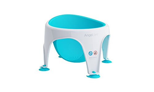 Angelcare Soft Touch Bad Sitz (Aqua) - Blau