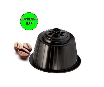 NerOne Caffè NESCAFE' DOLCEGUSTO® compatibili 96 capsule Caffe ESPRESSO BAR