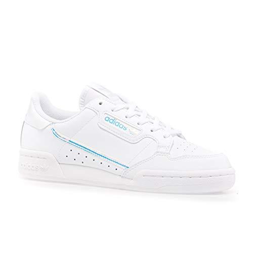 adidas Continental 80 Mädchen Sneaker Weiß