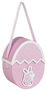 Idena 30205 - Caja de Regalo, diseño de Huevo de Pascua con Pollitos