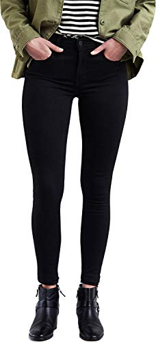 Levi`s Damen High Rise Jeans 720 527970000 Black Galaxy 29/28