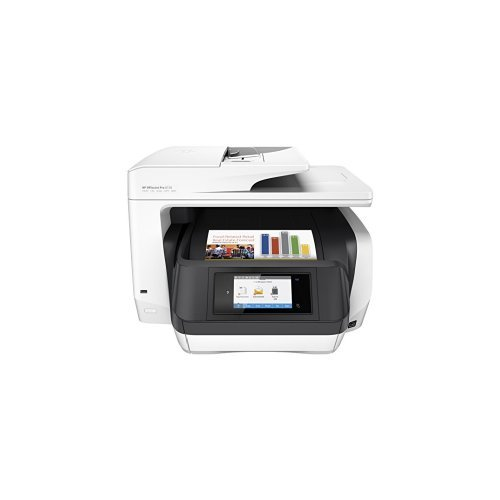 Preisvergleich Produktbild HP OfficeJet Pro 8720 Multifunktionsdrucker weiß + HP Instant Ink Karte, 50 Seiten pro Monat Tarif