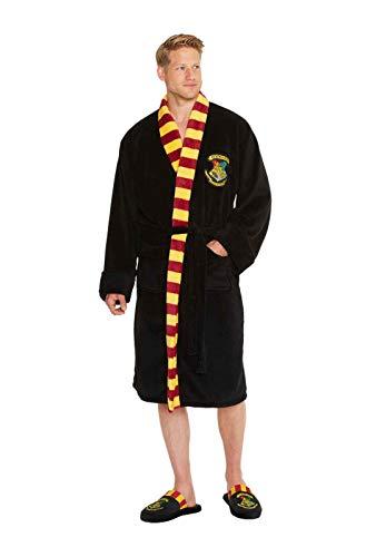 Groovy UK Harry Potter Hogwarts Damen Bademantel, Einheitsgröße