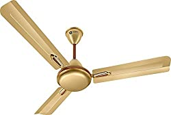 Orient Electric EcoQuasar 1200mm Ceiling Fan (Golden Chocolate)