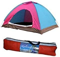 YFXOHAR High Quality 2 People The Rapid Tent for Hunting Fishing Large Outdoor Family Holiday Summer Beach Tent Camping