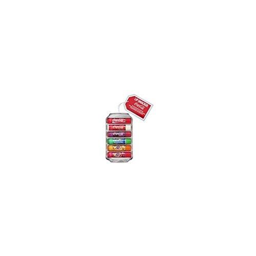 Lip Smacker Coca Les Baumes À Lèvres De Cola 6 Pièce Étain (Pack de 6)