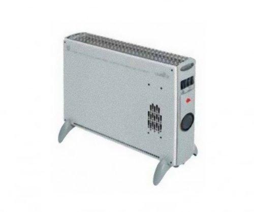 Vortice Caldore R Plata 2000W Radiador/ventilador