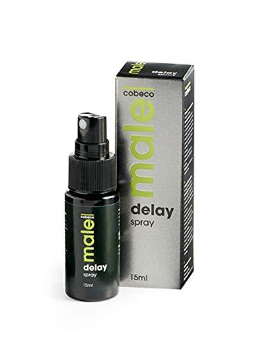 Male Cobeco Delay Spray Cooling (15 ml) Potenzmittel zur Orgasmus Verzögerung und Verlängerung der Erektion