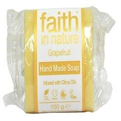 Faith in Nature Coconut Soap from Faith in Nature