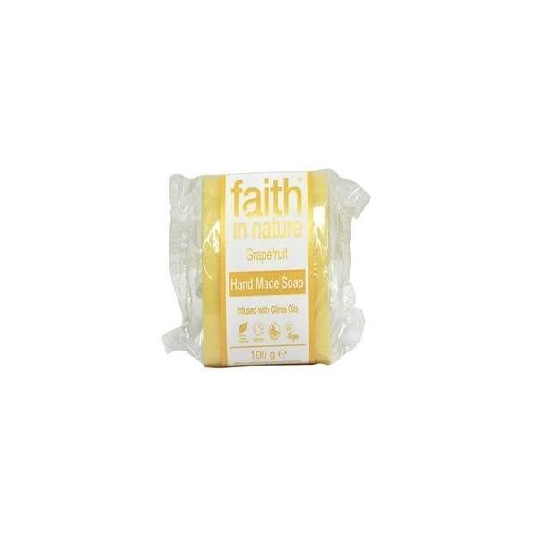 Faith in Nature Grapefruit Soap 1