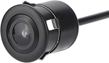 Zerone Backup Kamera hinten View Parking System Kamera, verkabelt Wasserdicht 170Grad Weitwinkel HD Farbe Backup Reverse CCTV Kamera NTSC System für KFZ mit Night Vision