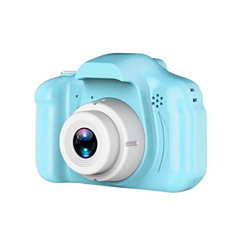 LZLWL Digitalkamera für Kinder-Digitalkamera für Kinder mit 32GB Tf Selbstauslöserkamera-HD Real 800W Pixel Fotos, 1080p Videoaufzeichnung-3-12 Jahre alte Jungen und Mädchen,Blue