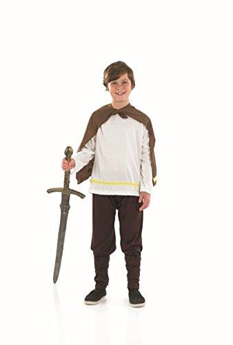 Wikinger Junge - Kinder Kostüm (Wikinger Kostüme)