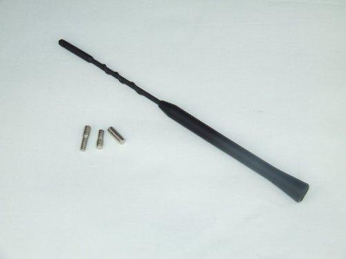 Antennenstab 23cm Universal mit Adapter M5/M6