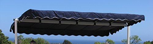 Grasekamp Ersatzdach Ziehharmonika Dubai Markise Blau