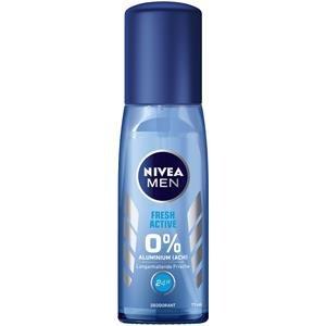 Nivea Männerpflege Deodorant Fresh Active Deodorant Zerstäuber 75 ml