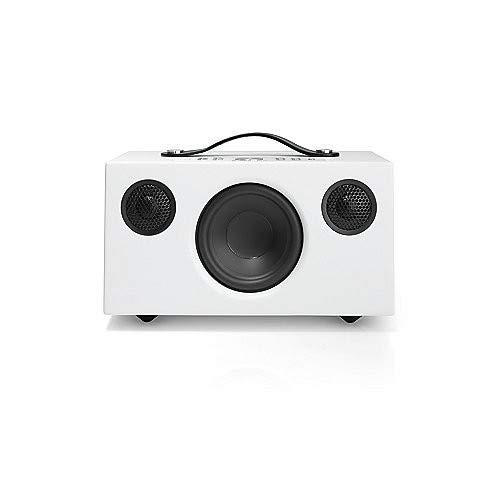 AudioProAddonC5AltavozAlexa(40Watt,Multiroom,Stereo,AirPlay,WiFi,Bluetooth,AlexVoice,SpotifyConnect,Deezer,Tidal,radio por internet como TuneIn,App) ColorBlanco
