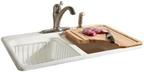 Eljer Dumount Kitchen Sink 2 Bowl