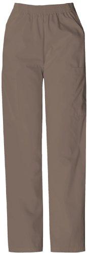 Damen Alltagskleidung (EDS) Elastische Taille Cargohose, Violett, XXXX-Large (Taille Hose Eds-elastische)