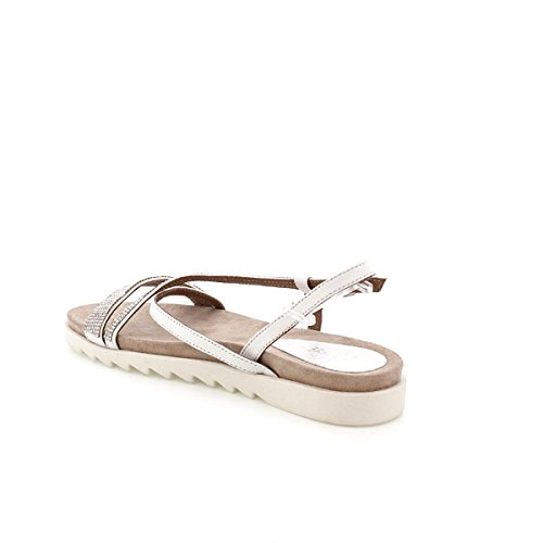 Maria Mare 66516, Chaussures Habillées Femme Kid blanco