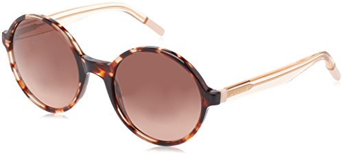 Tommy hilfiger th 1187/s dz k5w 54, occhiali da sole donna, rosa (pkhvnspttslm/mauve sf)
