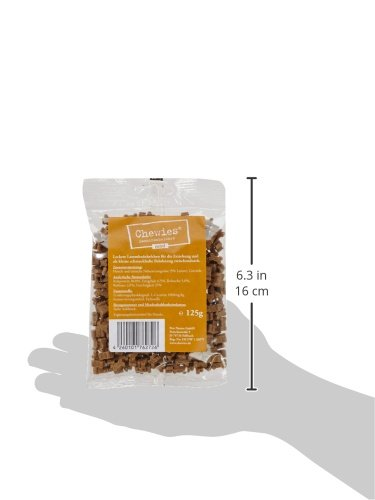 Chewies Hundeleckerli Multipack 3, 6 x 125 g, 1er Pack (1 x 750 g) - 3