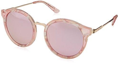 Juicy Couture Damen JU596/S Sonnenbrille, (PINK Gold), 52