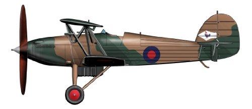 Hobby Master 1/48 Hawker Fury MK.1 Munich crisis 1938, 43 squadron, RAF - HA8005