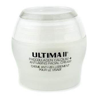 Ultima II Procollagen Calcium Plus Crema Viso Anti-Age, Donna, 50 ml