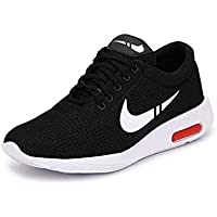 TYING Men-1200 Black Top Best Rates Training Shoes,Sports Shoes, Running Shoes for Men,Cricket Shoes,Casual Shoes…
