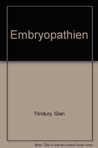 Embryopathien