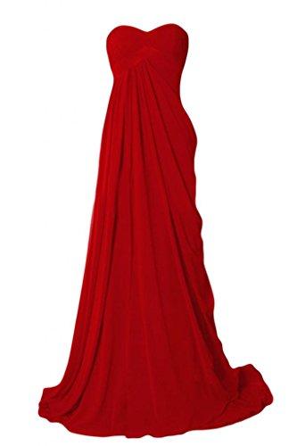 Sunvary -  Vestito  - Donna Red