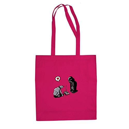 SW Beutel Stofftasche Pink Vader Haustier qrwpAvq